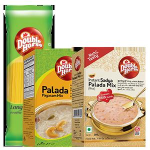 Payasam and Pasta